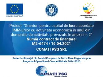 COMATI PSG SRL