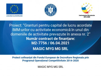 MAGIC MYG MG SRL