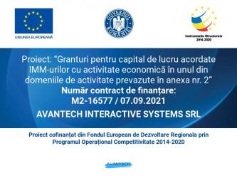 AVANTECH INTERACTIVE SYSTEMS SRL