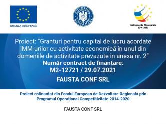 FAUSTA CONF SRL