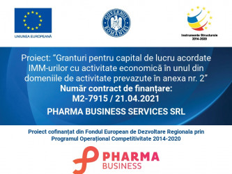 PHARMA BUSINESS SERVICES SRL
