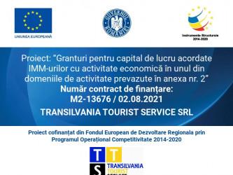 TRANSILVANIA TOURIST SERVICE SRL