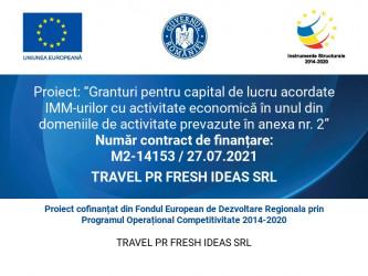 TRAVEL PR FRESH IDEAS SRL