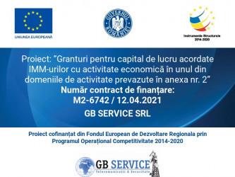 GB SERVICE SRL