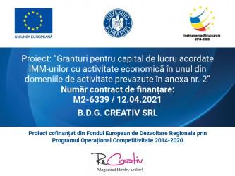 B.D.G. CREATIV SRL