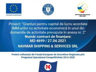 NAVMAR SHIPPING & SERVICES SRL