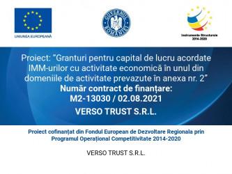 VERSO TRUST S.R.L.