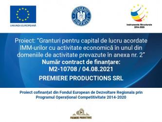 PREMIERE PRODUCTIONS SRL