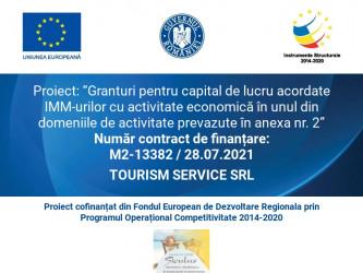 TOURISM SERVICE SRL