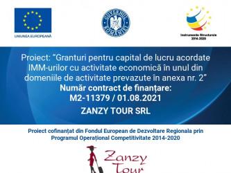 ZANZY TOUR SRL