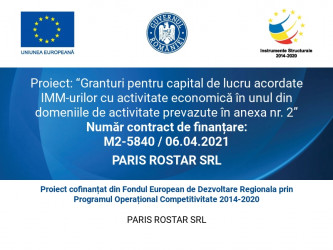 PARIS ROSTAR SRL