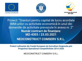 NEOCONSTRUCT COMSERV S.R.L.