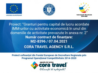CORA TRAVEL AGENCY S.R.L.