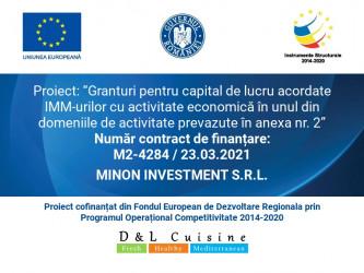MINON INVESTMENT S.R.L.