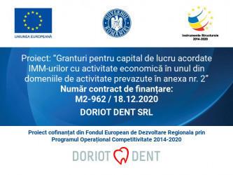 DORIOT DENT SRL