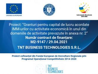 TNT BUSINESS TECHNOLOGIES S.R.L.