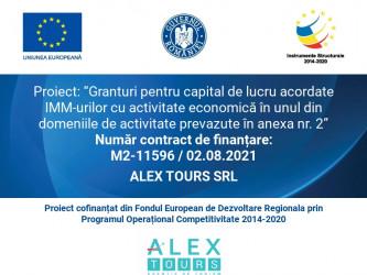 ALEX TOURS SRL