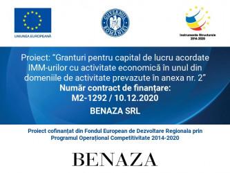 BENAZA SRL