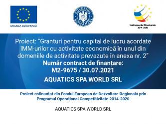 AQUATICS SPA WORLD SRL