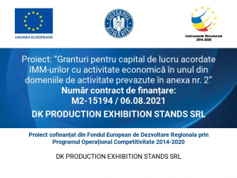 DK PRODUCTION EXHIBITION STANDS SRL
