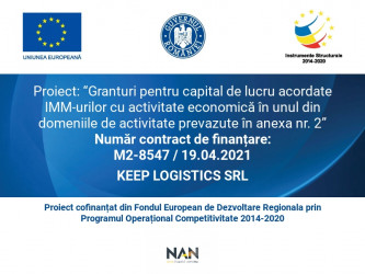 KEEP LOGISTICS SRL